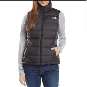 The North Face 700 vest jacket